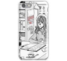 Office Space (grey) iPhone Case/Skin
