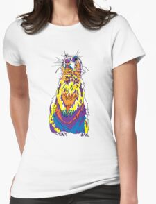 Surly the Prairie Dog Womens Fitted T-Shirt