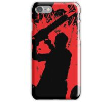 Icons of Horror - Leatherface iPhone Case/Skin