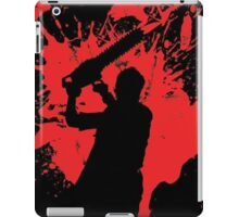 Icons of Horror - Leatherface iPad Case/Skin