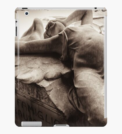 swooning angel iPad Case/Skin