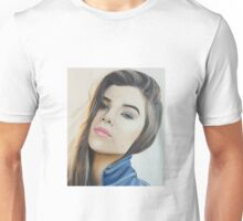 hailee colored pencil Unisex T-Shirt
