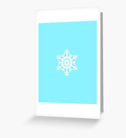 Elsa Minimalist Greeting Card