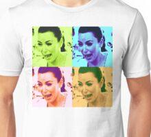 Kim Cry Face  Unisex T-Shirt