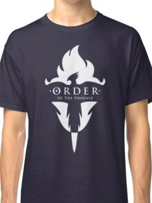 ORDER Of The Phoenix White Classic T-Shirt
