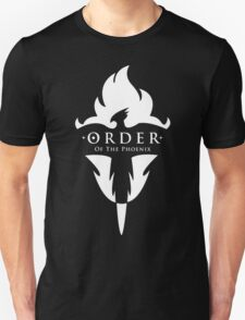 ORDER Of The Phoenix White T-Shirt