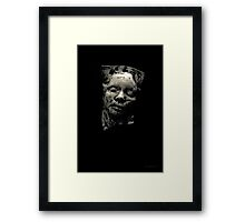 La Maschera ~ The Mask Framed Print