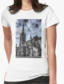 St. James Cathedral 5 Womens Fitted T-Shirt