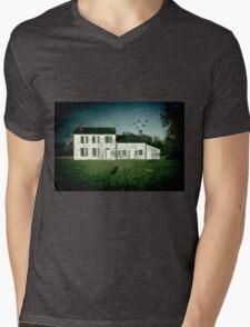 The Craig House II Mens V-Neck T-Shirt