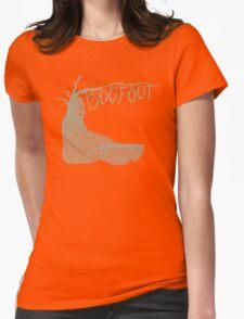 Bogfoot Swamp Thing Woodcut T-Shirt