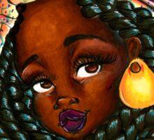 Shea Butter Babe  Sticker