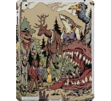 A Lot Like Birds - Conversation Piece - Tablet Cases & Skins iPad Case/Skin
