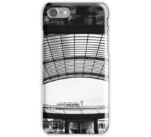 Tangent of traffic Amsterdam iPhone Case/Skin