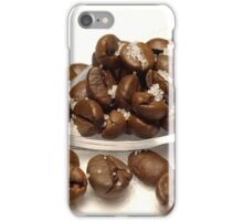 A spoon full of coffee iPhone Case/Skin