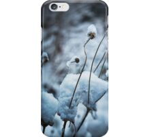 Snow Forms iPhone Case/Skin