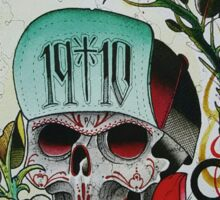 Gang Bangers Ghost Sticker
