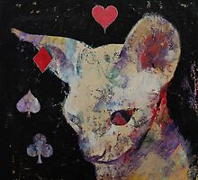 Cat Lover by Michael Creese