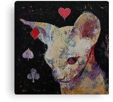 Cat Lover Canvas Print