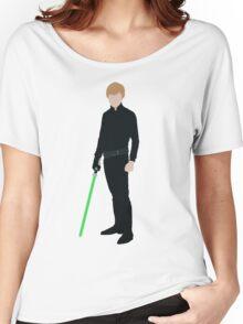 Luke Skywalker 1 Women's Relaxed Fit T-Shirt