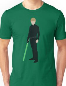Luke Skywalker 1 Unisex T-Shirt