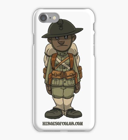 HOC- WW1 Soldier iPhone Case/Skin