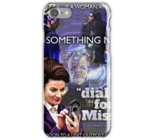 Dial 'M' for Missy iPhone Case/Skin