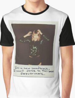 Taylor Swift 1989 Polaroid Graphic T-Shirt