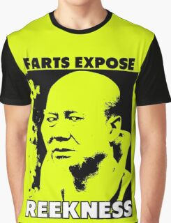 Farts Expose Reekness Graphic T-Shirt
