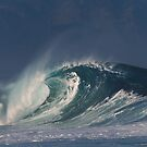 Winter Waves At Pipeline 23 by Alex Preiss