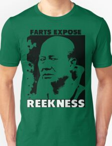 Farts Expose Reekness Unisex T-Shirt