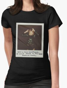 Taylor Swift 1989 Polaroid Womens Fitted T-Shirt