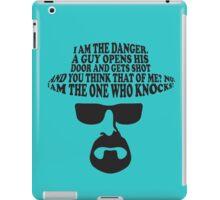 Breaking Bad The One Who Knocks iPad Case/Skin
