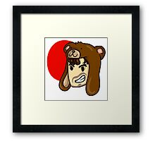 cinnamon toast ken Framed Print