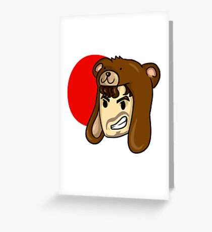 cinnamon toast ken Greeting Card