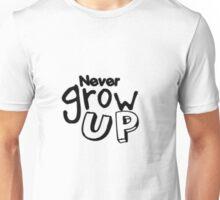 Never Grow Up Taylor Swift Unisex T-Shirt