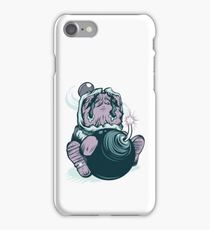 Bamber Man Last Stand iPhone Case/Skin