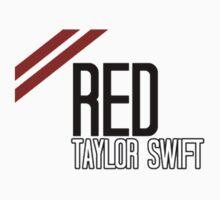 RED Taylor Swift Kids Tee
