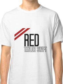RED Taylor Swift Classic T-Shirt