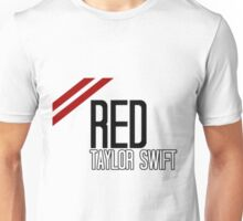 RED Taylor Swift Unisex T-Shirt