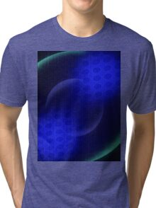 Abstraction 5 Tri-blend T-Shirt