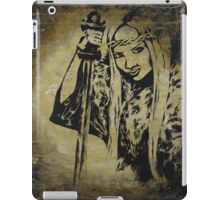The Viking Girl iPad Case/Skin
