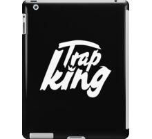 Trap king - version 2 - White iPad Case/Skin