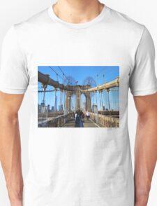 Brooklyn Bridge Unisex T-Shirt