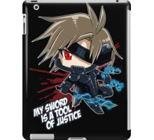 Metal Gear Rising - Raiden iPad Case/Skin