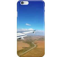 above denver colorado iPhone Case/Skin