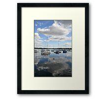 Lake Nokomis Framed Print