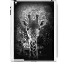 charming giraffe iPad Case/Skin