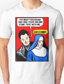 Funny Vintage Comic - I Got A Man! Unisex T-Shirt