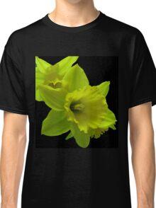 Daffodils Rejoicing Classic T-Shirt
