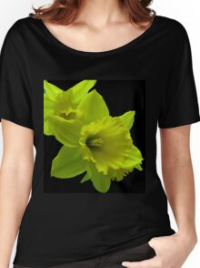 Daffodils Rejoicing Women's Relaxed Fit T-Shirt